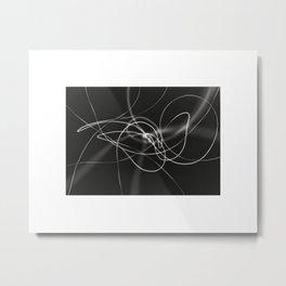 Fallen String #1 Metal Print