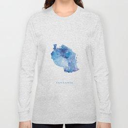 Tanzania Long Sleeve T-shirt