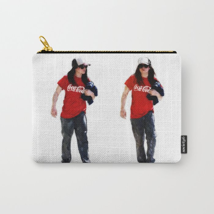 Cola Homie Carry-All Pouch