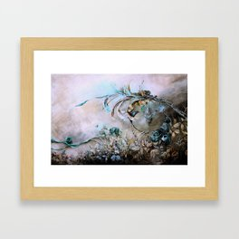 Only The Intrepid One Framed Art Print
