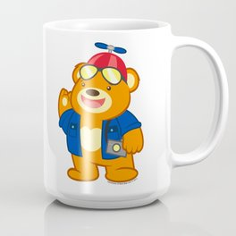 Nano Bear Coffee Mug