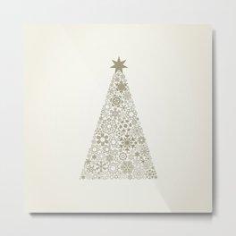 Celebratory tree Metal Print