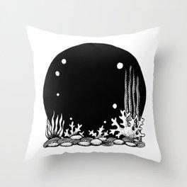 Deepsea Throw Pillow