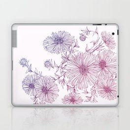 Chrysanthemum Laptop & iPad Skin