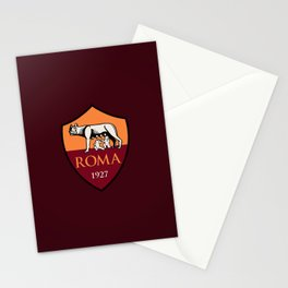 AS Roma Stationery Cards