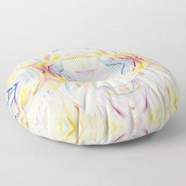 Opal Lotus Floor Pillow