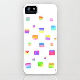 Square Square Square iPhone Case