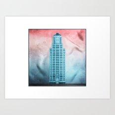 The Eastern Columbia Building Art Print