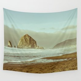 Oregon Coast, A Cannon Beach Dream Wall Tapestry