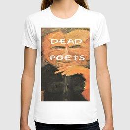 Bukowski, Dead Poets Art T-shirt