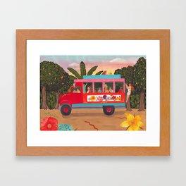 8M Framed Art Print