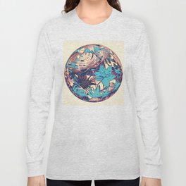 floral ball 2 Long Sleeve T-shirt