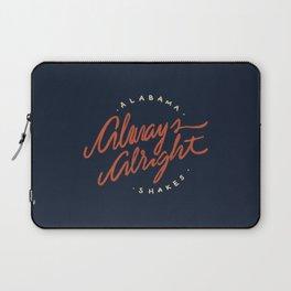 Alabama Shakes Laptop Sleeve