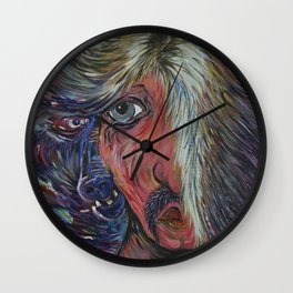 Glam's Alter Ego Wall Clock