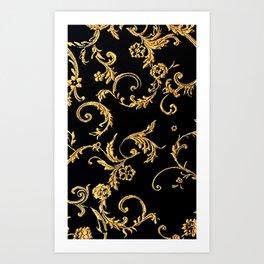 Richest Art Print