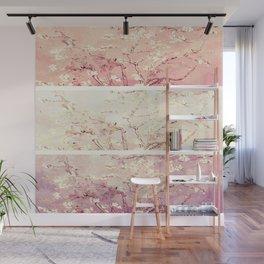 Vincent Van Gogh : Almond Blossoms Panel ART Wall Mural