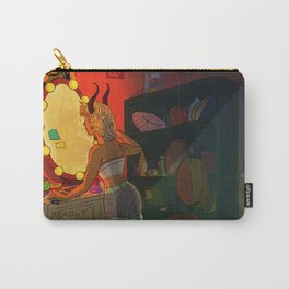 The Girl Upstairs Carry-All Pouch