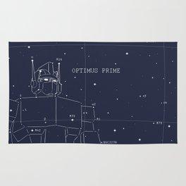 Optimus Star Chart Rug