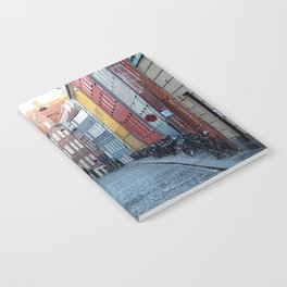 Colors of Copenhagen Notebook