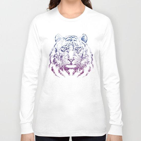 TIGER HEAD Long Sleeve T-shirt