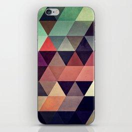 tryypyzoyd iPhone Skin