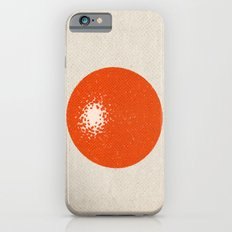 Orange Slim Case iPhone 6s