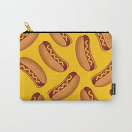 Hot Dog seamless pattern Carry-All Pouch