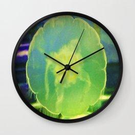 Amazing Moon Jelly Fish Wall Clock