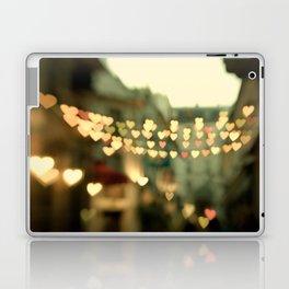 Looking for Love - Paris Hearts Laptop & iPad Skin