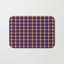 optical illusion Bath Mat