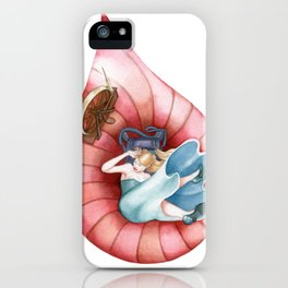 Sleeping Beauty, Drop iPhone Case