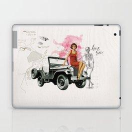 Bomshell Laptop & iPad Skin