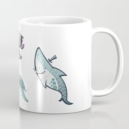 Looking for new friends Coffee Mug
