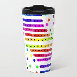 Rainbow 21 Travel Mug