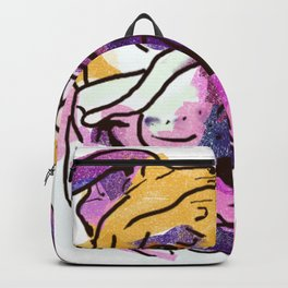 The Bully is the happy Love of my Life! Backpack