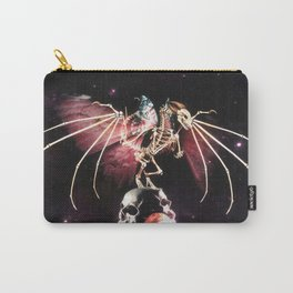Undead Dragon Fairy Carry-All Pouch