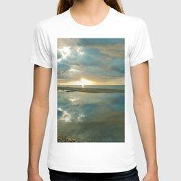 Brilliant Sunset on Lake Superior II T-shirt