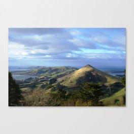 Otago Peninsula -New Zealand Canvas Print