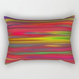 Astratto multicolore Rectangular Pillow