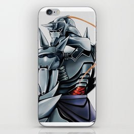 Alphonsee Elric iPhone Skin