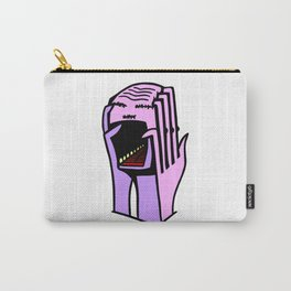 Artistic Screeching Carry-All Pouch