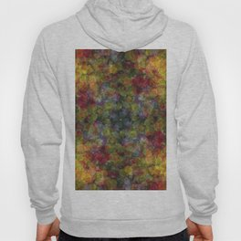 Floral Patchwork Hoody
