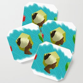 Turban Coaster