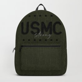 USMC Strong Backpack