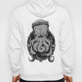The Octopus KIng Hoody