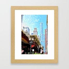 SurReal Life Framed Art Print
