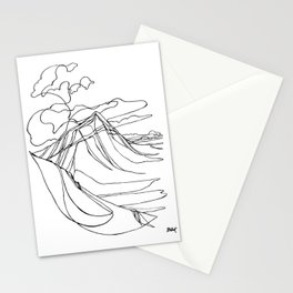 Ny-Alesund, Svalbard Stationery Cards
