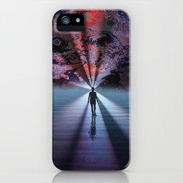 Light Seeker iPhone Case