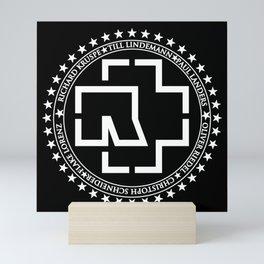 ramms raritäten stein Mini Art Print