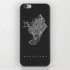BARCELONA iPhone & iPod Skin